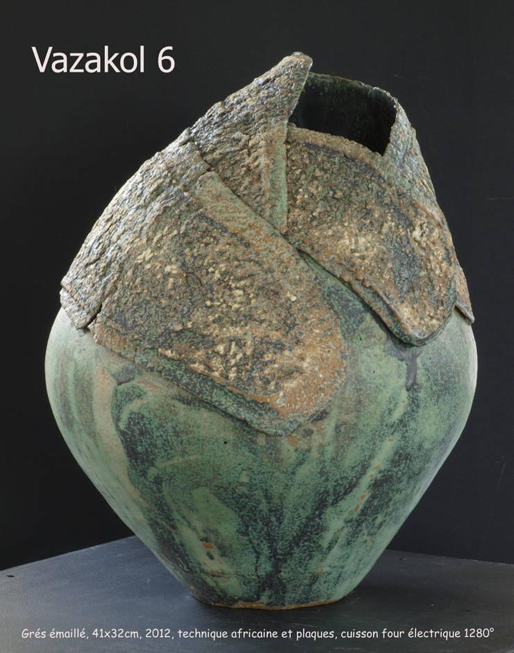 Vase: Art de style  par Rouaze Isabelle