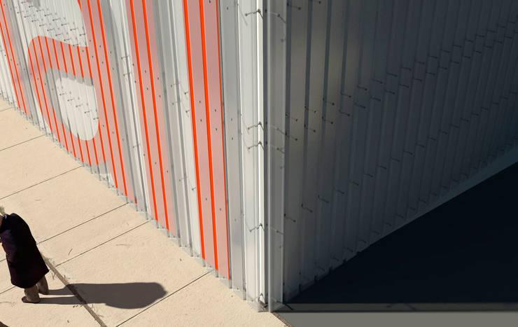 Karlin Hall:  de estilo  de Ricardo Bofill Taller de Arquitectura
