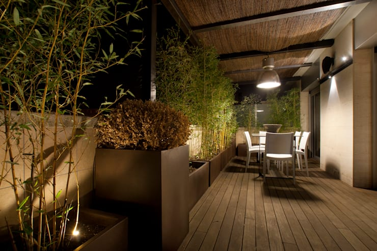 Terrace by The Pont design