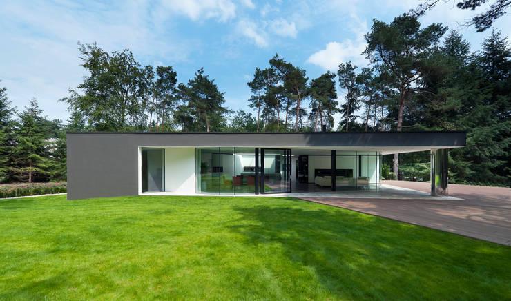 Villa Veth:  Huizen door 123DV Moderne Villa's