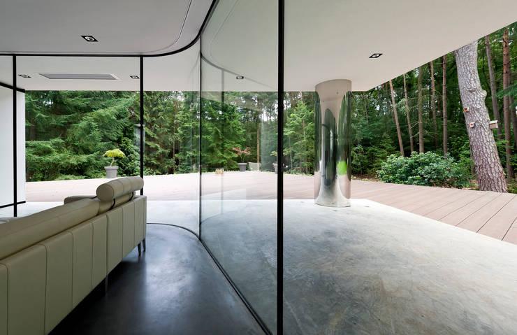 Villa Veth:  Ramen door 123DV Moderne Villa's