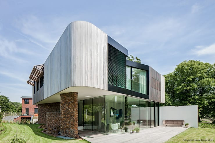 Cloud 9 Villa:  Terras door 123DV Moderne Villa's