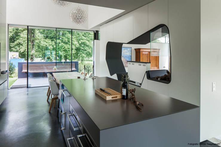 Terraços  por 123DV Moderne Villa's