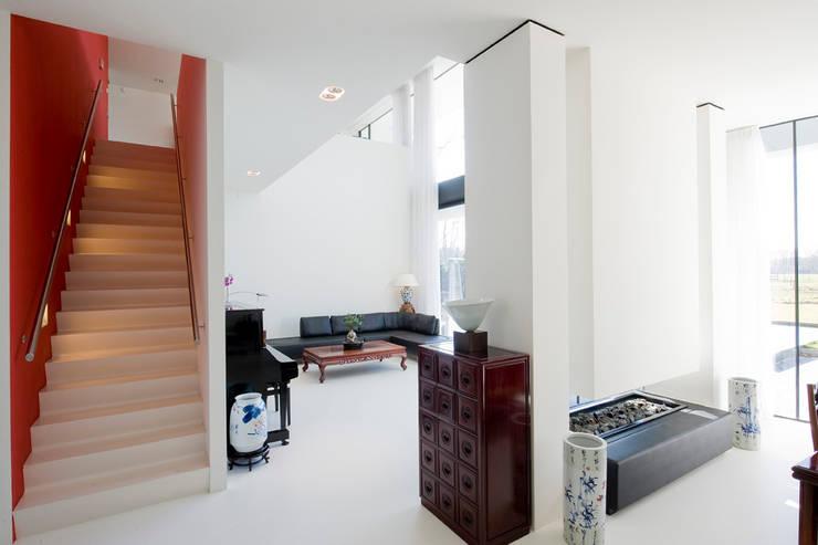moderne Wohnzimmer von 123DV Moderne Villa's