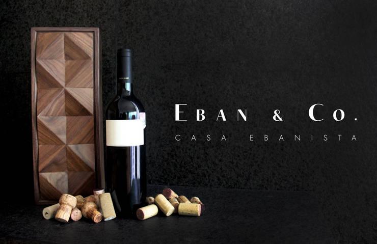 CORA: Hogar de estilo  por Eban & Co.
