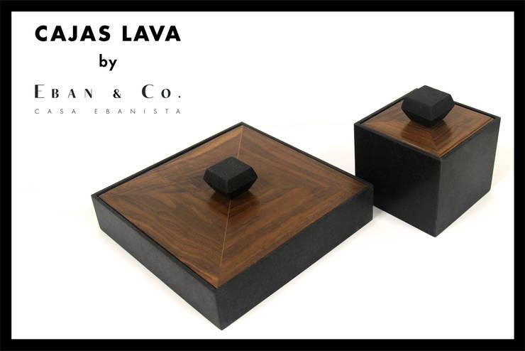 LAVA: Hogar de estilo  por Eban & Co.