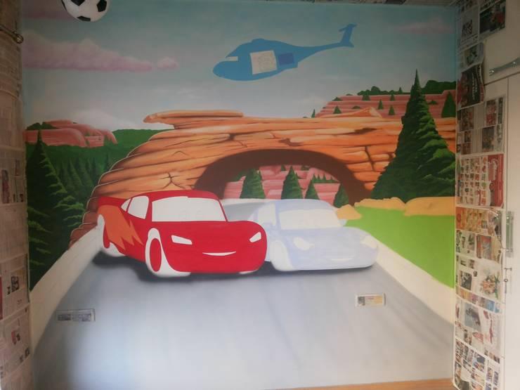 KIDS ROOM WALL MURALS:   by WALL PAINTING MUMBAI