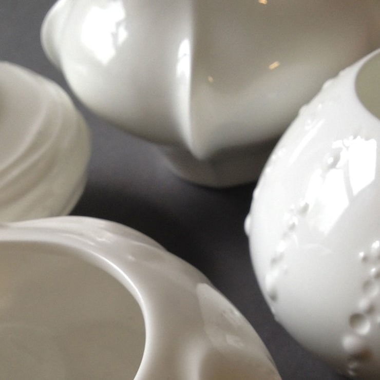 Tealight Holders :  Artwork by Bromley & Bromley