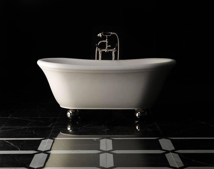 AURORA BIJOUX BATHTUB BY DEVON&DEVON:  Bathroom by Devon&Devon UK