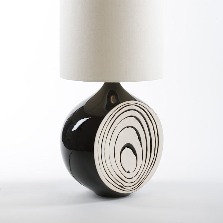 Cibola Table Light :  Artwork by Bromley & Bromley