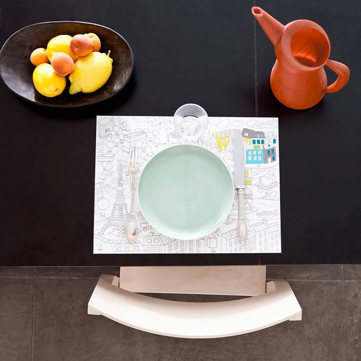 Set de table Fantastic : Salle à manger de style  par OMY