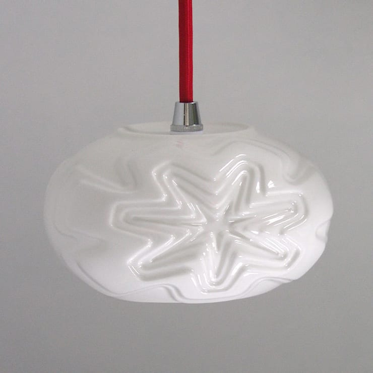 Star Small Pendant :  Artwork by Bromley & Bromley