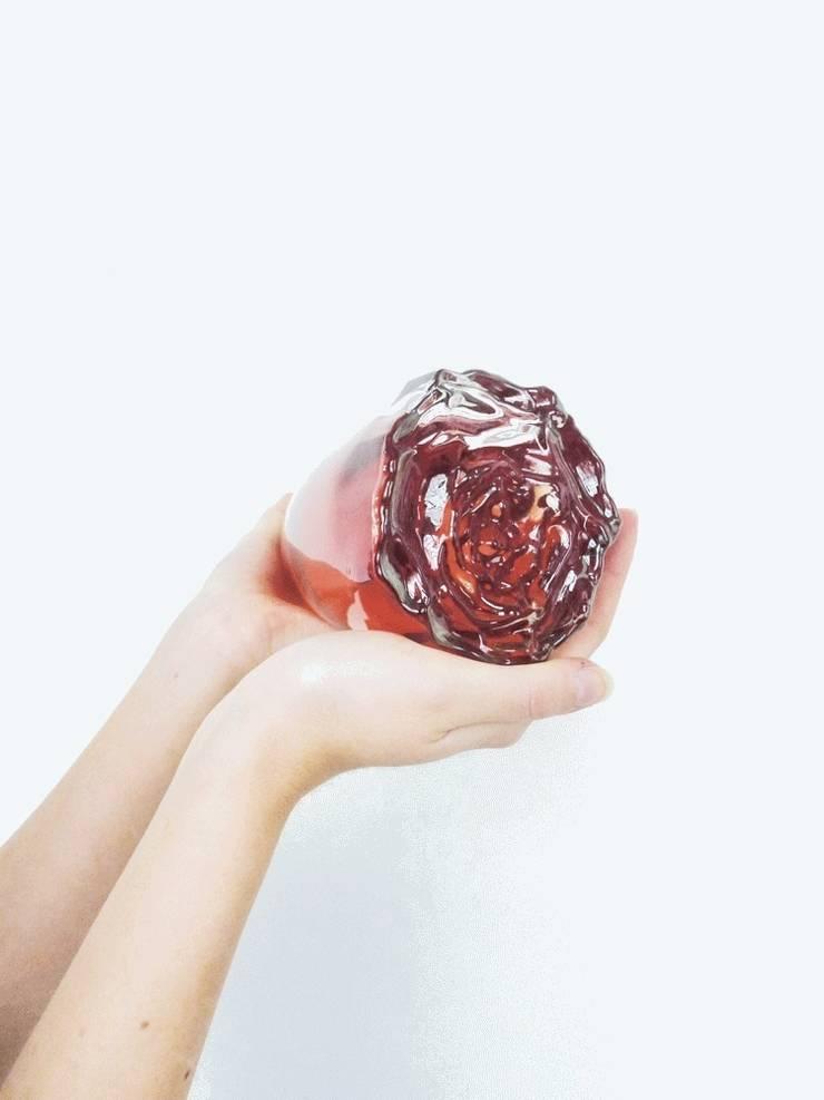 Soirée A Rosé: Salle à manger de style  par Mélitine Courvoisier