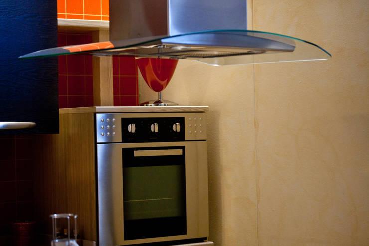 London: Cucina in stile  di fratelli saiu