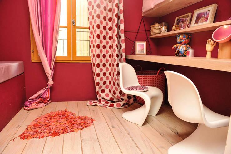 Espace bureau:  de style  par Insides