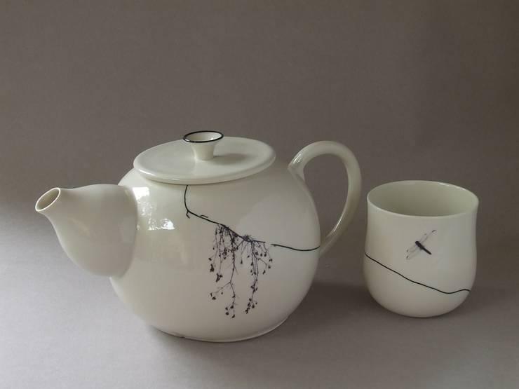 Ensemble thé branche: Art de style  par Nadège Richard