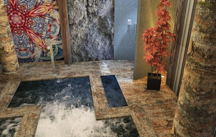 Wellness – 5000 Jahre Körperpflege:  Badezimmer von Art of Bath,Minimalistisch