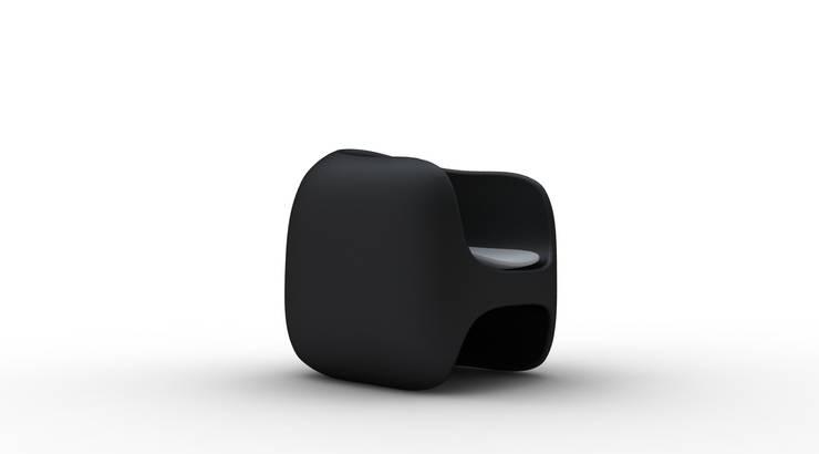 Poltroncina APPLE:  in stile  di Studio Ferrante Design, Moderno