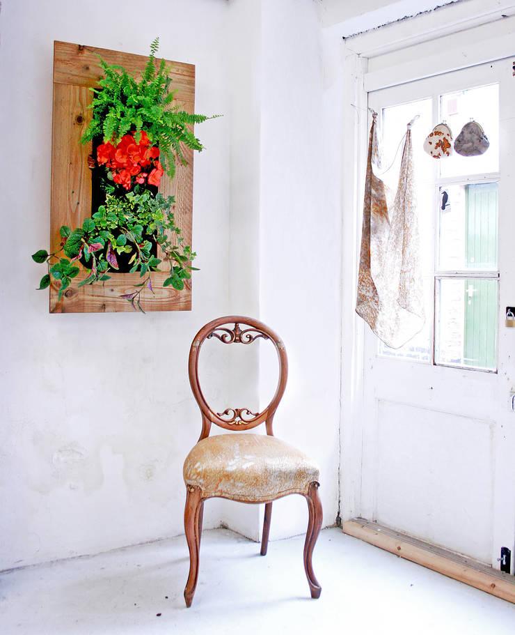 Living Interiors—Vertical Gardens:  Artwork by Living Interiors UK