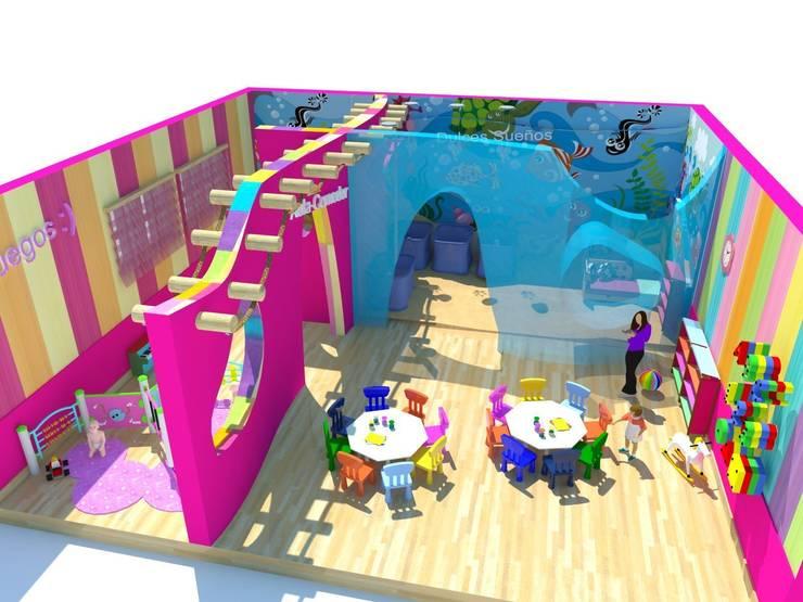 Nursery: Habitaciones infantiles de estilo  de Goverd_InteriorDesign