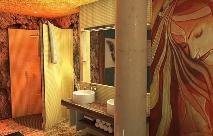 Wellness  800 Jahre vor Christus:  Badezimmer von Art of Bath,