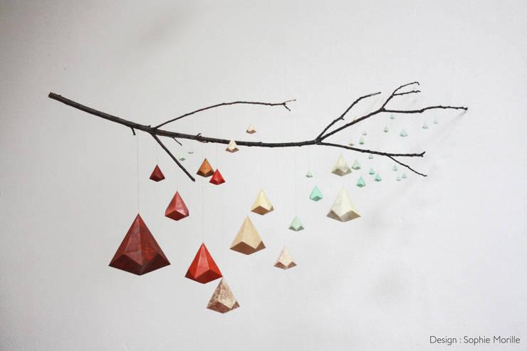 Projekty,  Sztuka zaprojektowane przez Sophie Morille Designer Textile