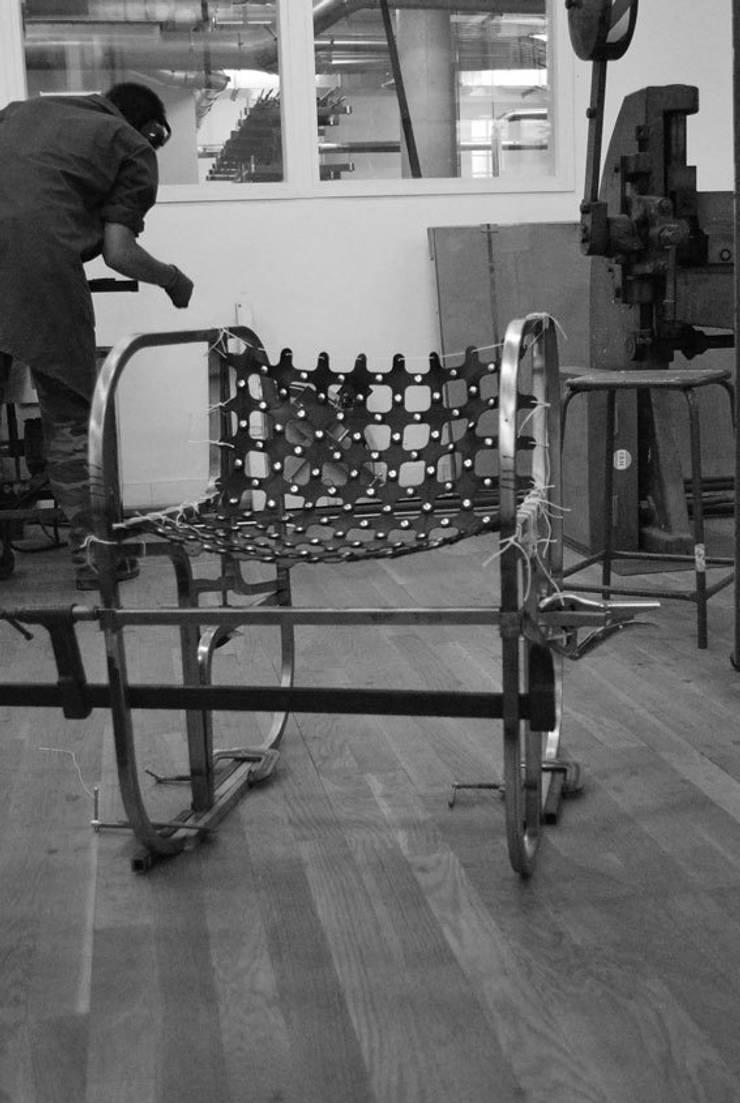 Fabrication: Salon de style  par WENDY ANDREU