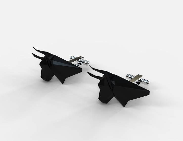 Toro:  de estilo  por Fábrica Astilla