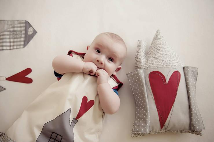 Home sweet home: styl , w kategorii Pokój dziecięcy zaprojektowany przez Simpapa