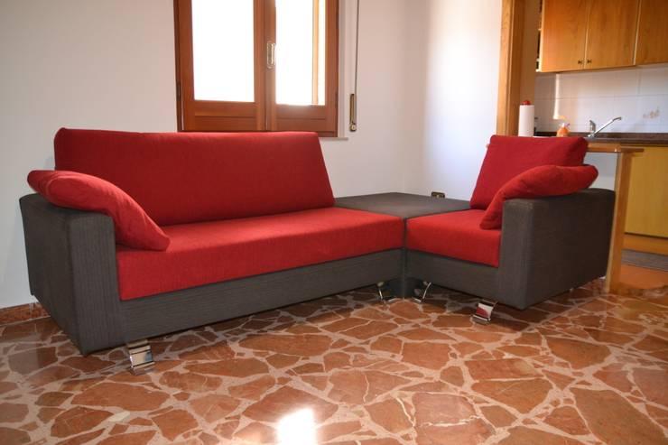 Re-Made:  in stile  di P. Pennestrì vestire gli interni, Moderno