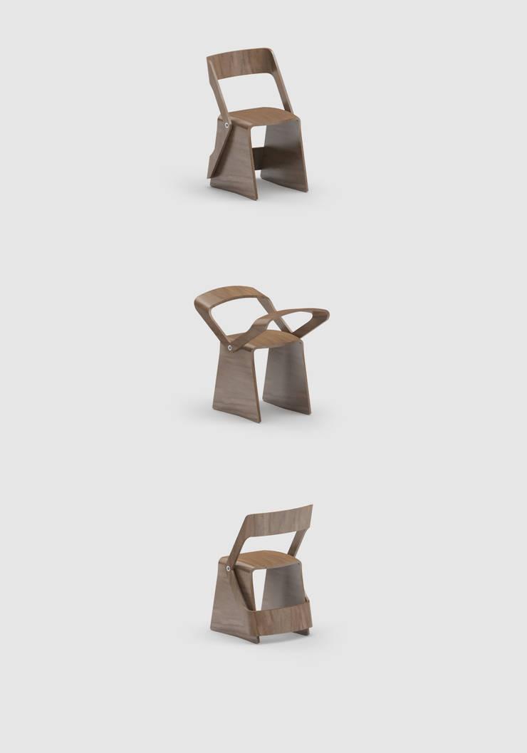 Rotation par JONAS NYFFENEGGER Moderne