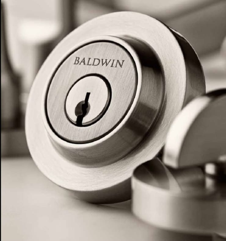 Deadbolt by Baldwin:   by Studio 79