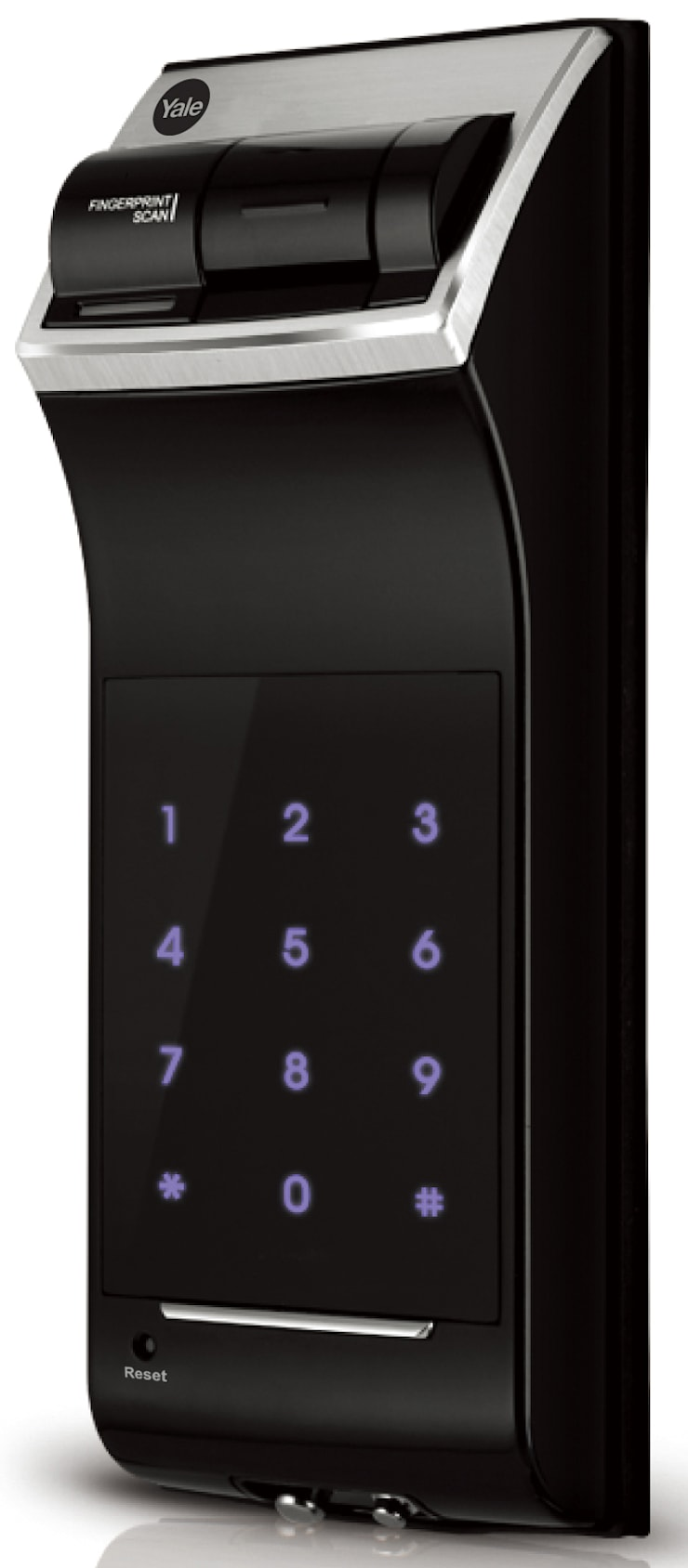 Yale Digital Rim lock YDR 4110:   by Studio 79