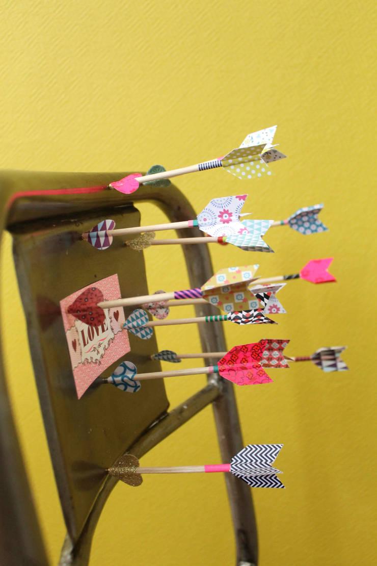 Robin de Bois is back !!!: Chambre d'enfants de style  par Les Colocataires