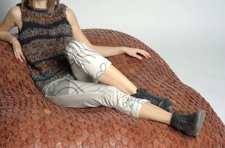 Armadillo:  Living room by Heleen Sintobin