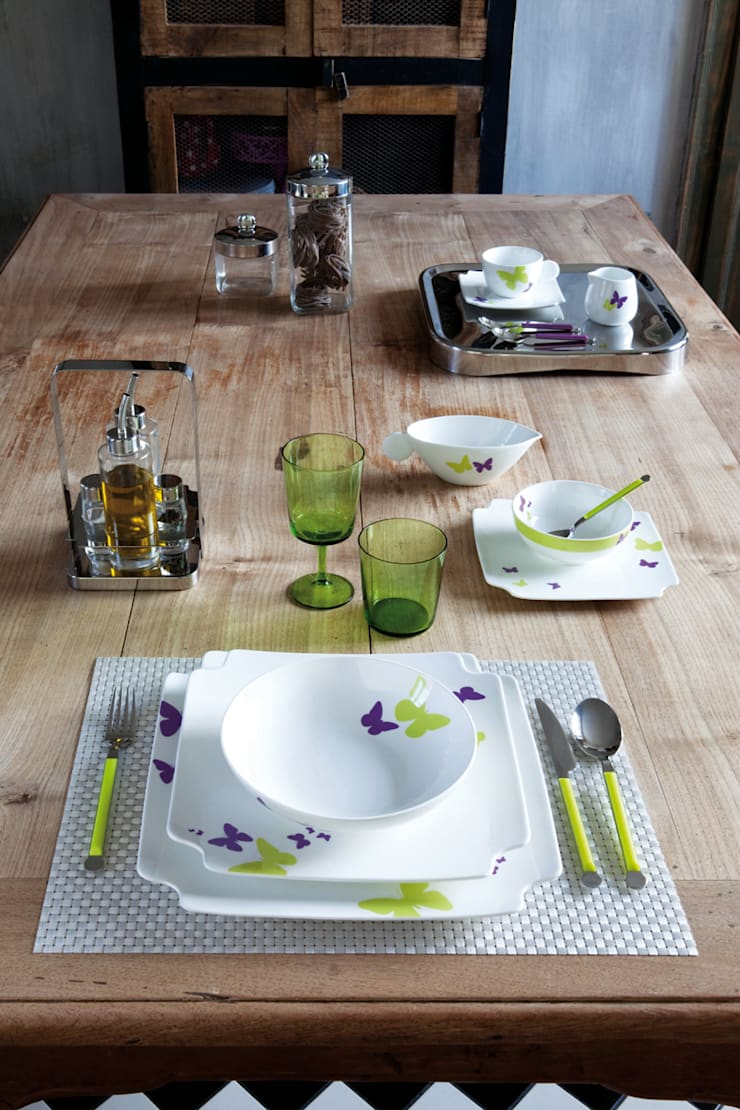 Linea MIX collection : Casa in stile  di antonella filippini