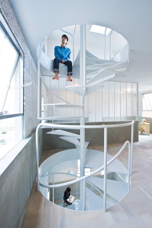 K: 木村松本建築設計事務所が手掛けたです。,