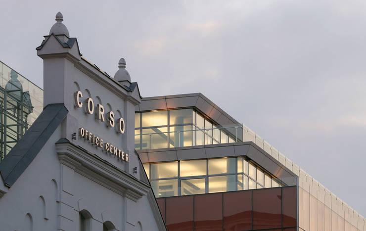Corso II:  de estilo  de Ricardo Bofill Taller de Arquitectura
