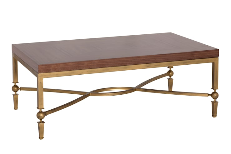 Justin Van Breda - Sphere Coffee Table:  Dining room by Justin Van Breda