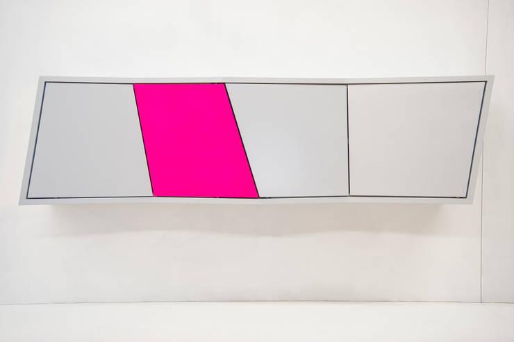 moderne Woonkamer door Arne Leucht