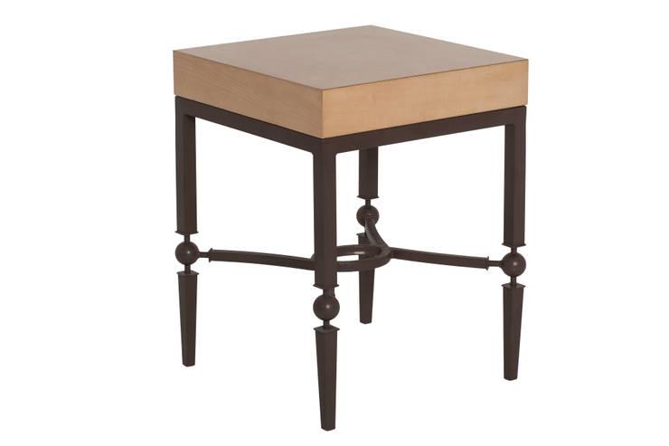 Justin Van Breda - Sphere Bedside Table:  Bedroom by Justin Van Breda