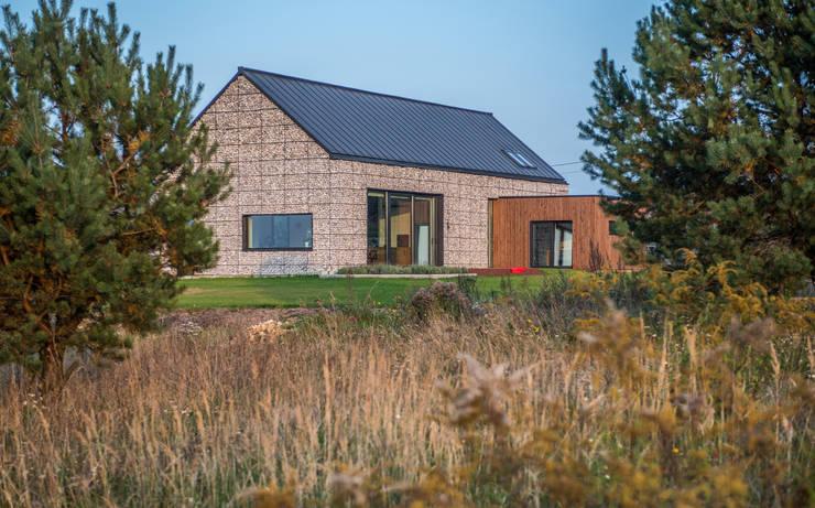 project: styl , w kategorii Domy zaprojektowany przez Kropka Studio,