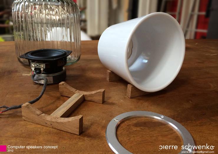JAr: Maison de style  par Pierre Schwenke
