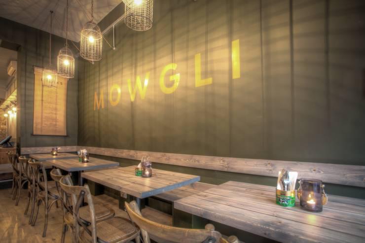 Mowgli Street Food:   by R2 Architecture