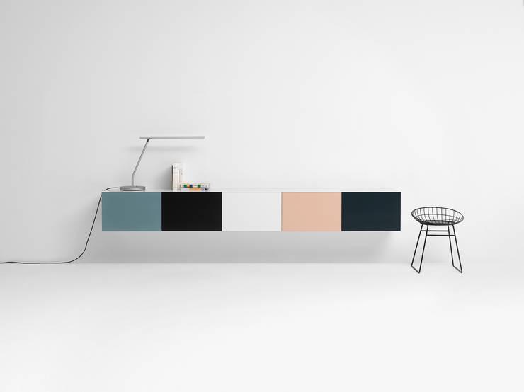 VISION ELEMENTS_COMBINATION  VE24: minimalistische Woonkamer door Pastoe