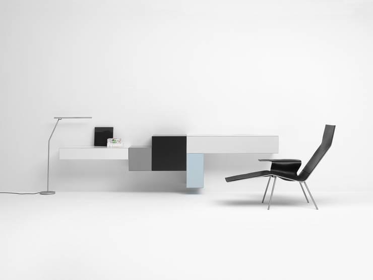 VISION V376: minimalistische Woonkamer door Pastoe