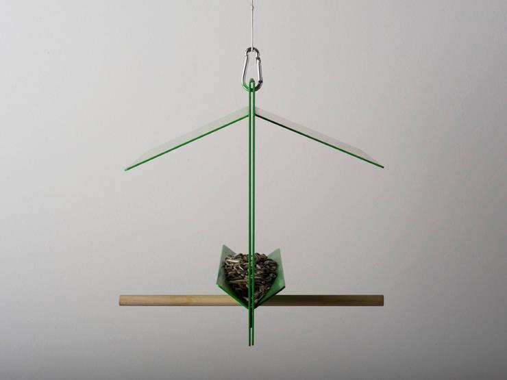 """Vogelhaus""""birdhouse DIN A4"""":   von Olaf Riedel,Minimalistisch"""