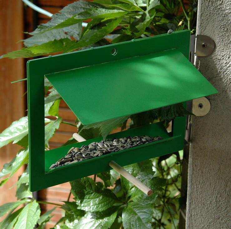"""Vogelhaus""""birdhouse DIN A4"""":  Garten von Olaf Riedel"""