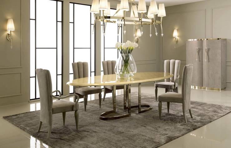 New collection 2014: Sala da pranzo in stile  di DV homecollection