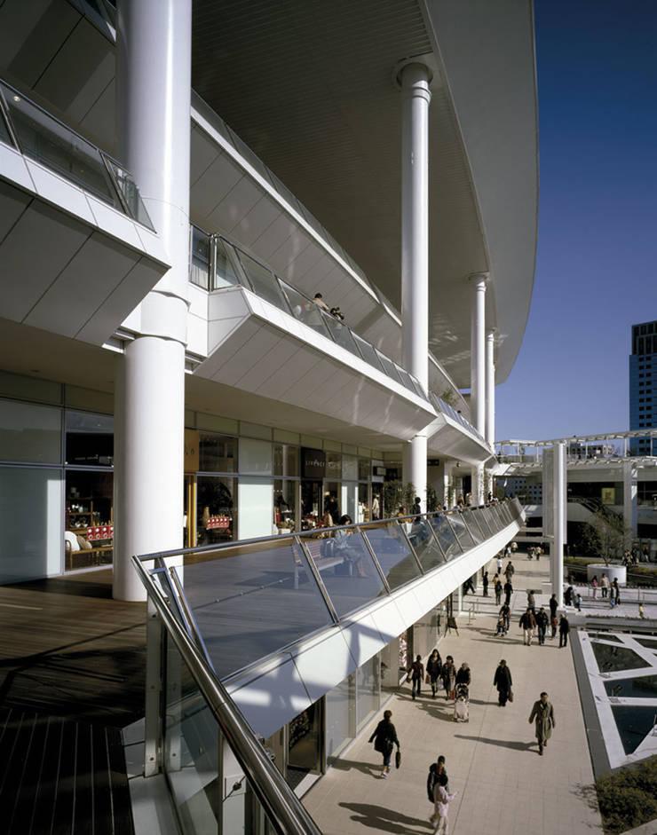 Lazona Kawasaki Plaza:  de estilo  de Ricardo Bofill Taller de Arquitectura